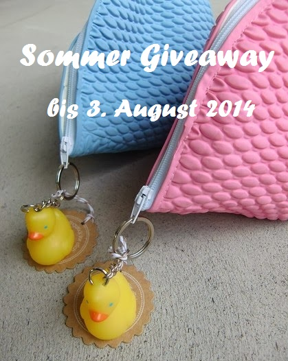 Giveaway August 2014