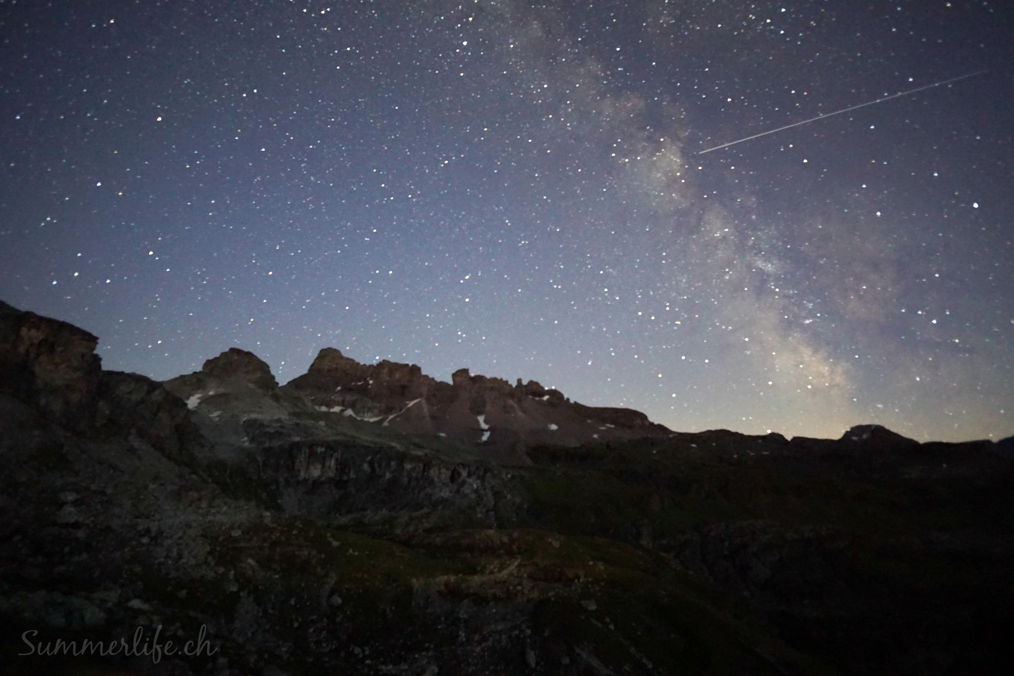Nightsky Leglerhütte